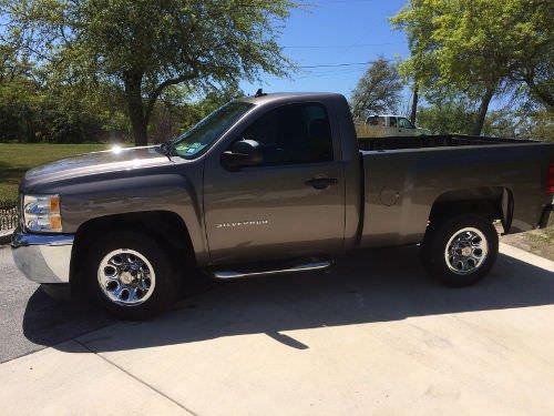 Chevy camión